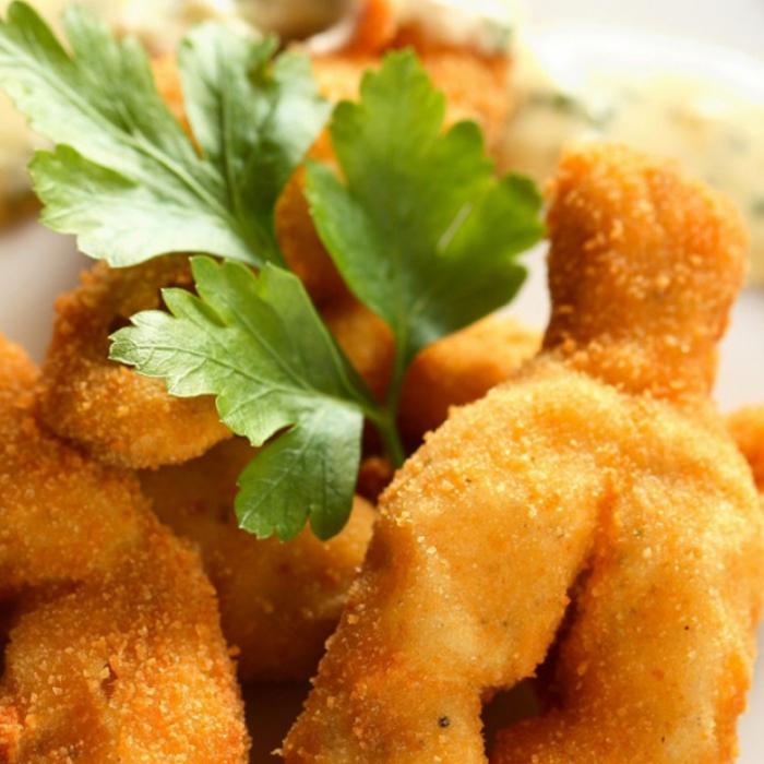 Лягушачьи лапки - французский деликатес
