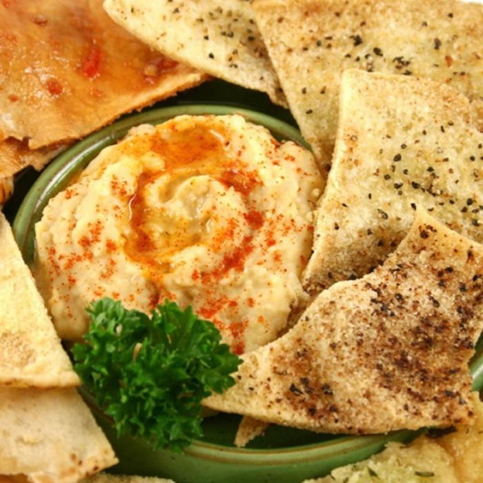 Дип тахина - кунжутная паста