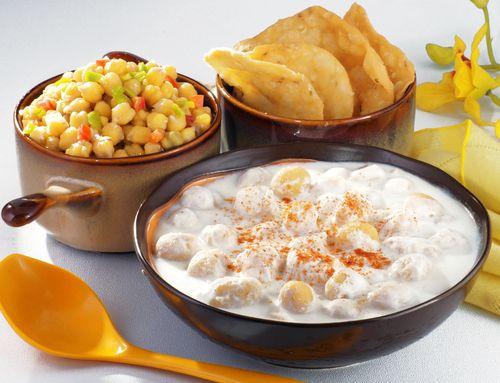 Блюда ливанской кухни