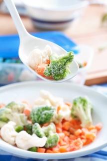 Замораживанние овощей