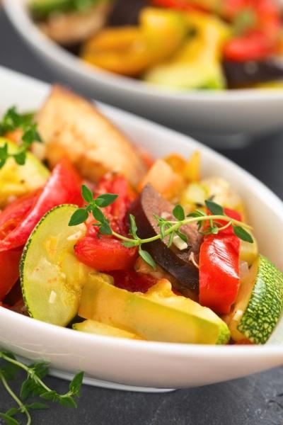 Французское блюдо - Рататуй