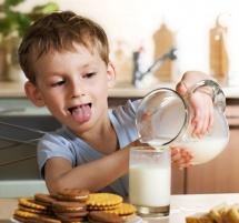 Пирамида питания для детей