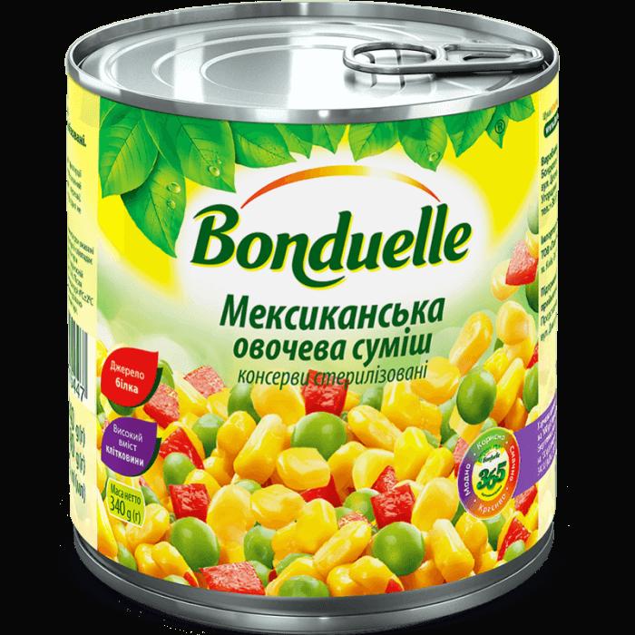 Мексиканская овощная смесь