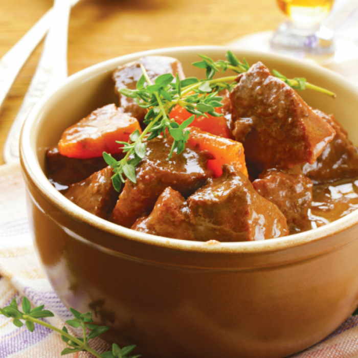 Хутспот - блюдо с историей