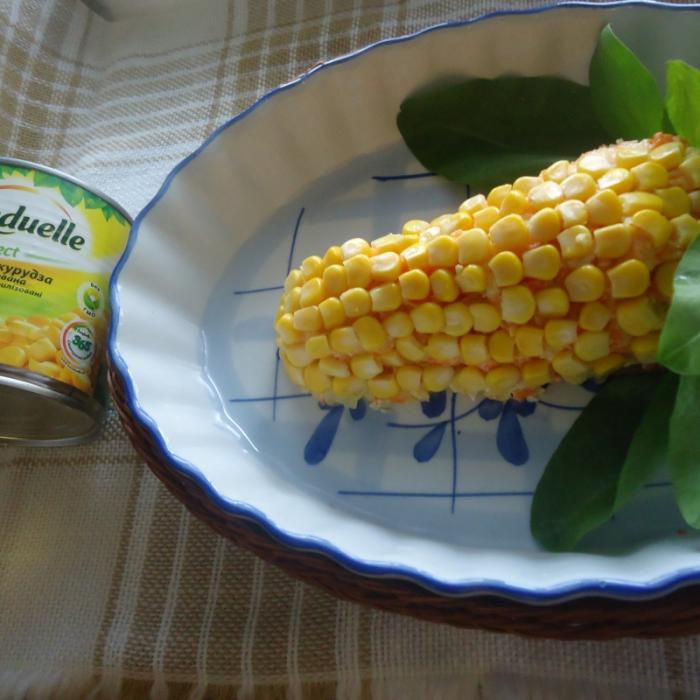 """Салат """"Кукуруза Bonduelle"""""""