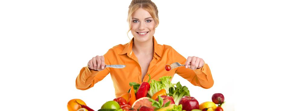 Здорові овочі