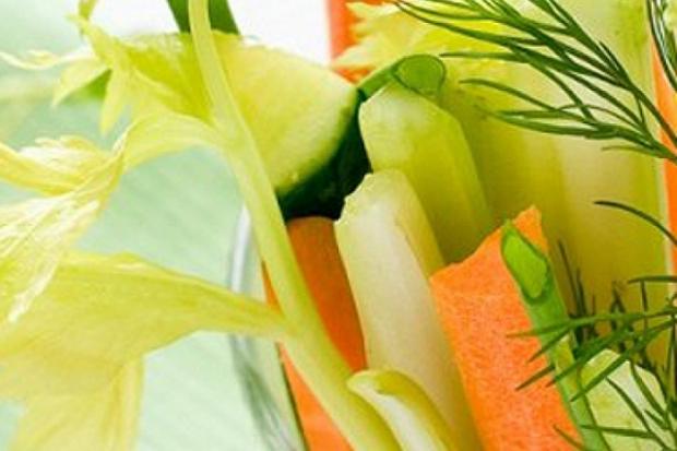 Рецепти здорових і смачних закусок з овочами та фруктами