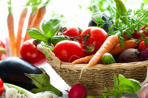 Зберігання свіжих овочів та приготування овочевих страв на парі