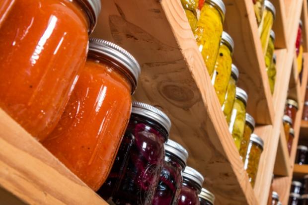 Заморожені овочі: способи зберігання