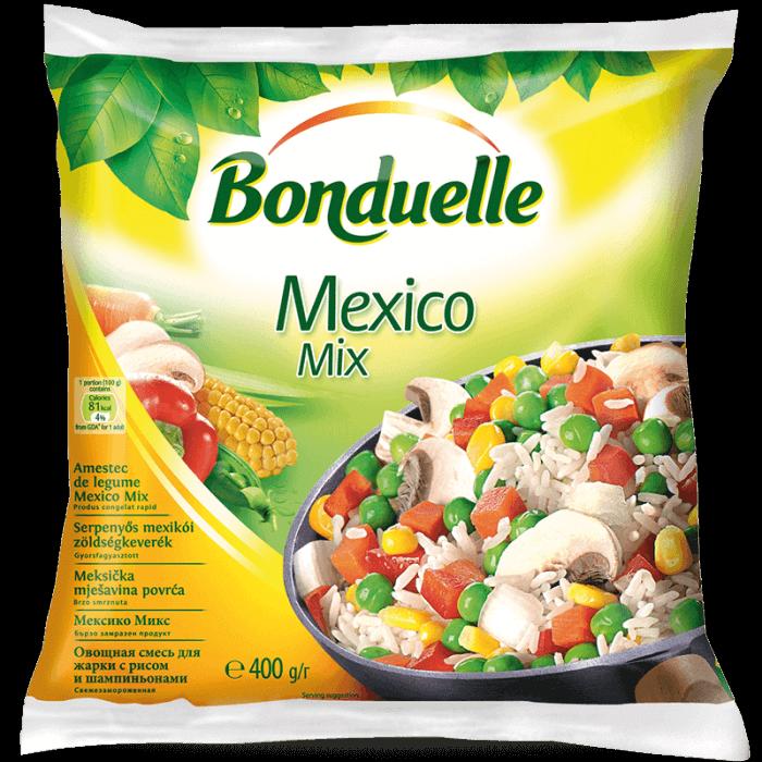 "Овочева суміш ""Мексиканська"""