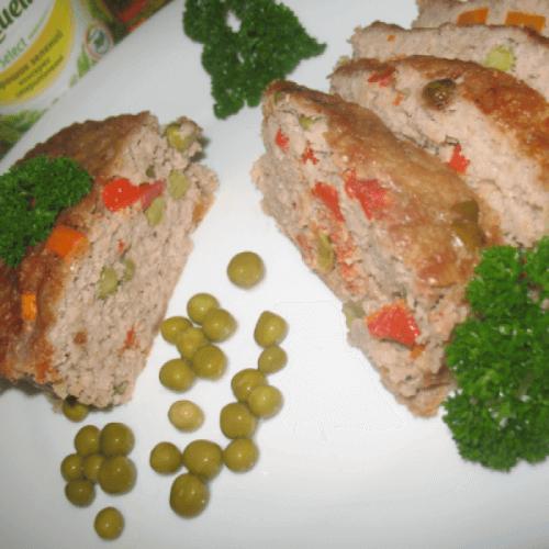 М'ясний хлібець