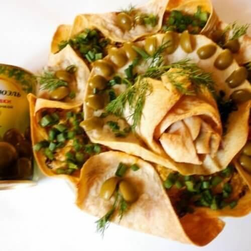 "Хачапурі з оливками ""Бондюель"""