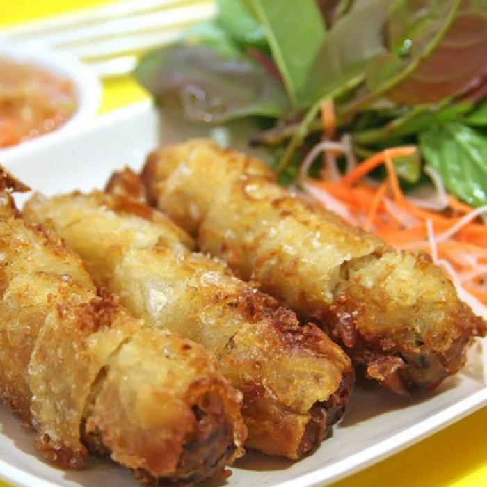 «Сайгонки» з овочами