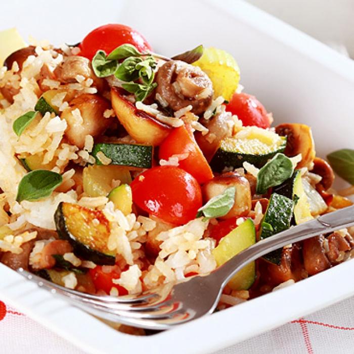 Різотто - італійська страва з рису