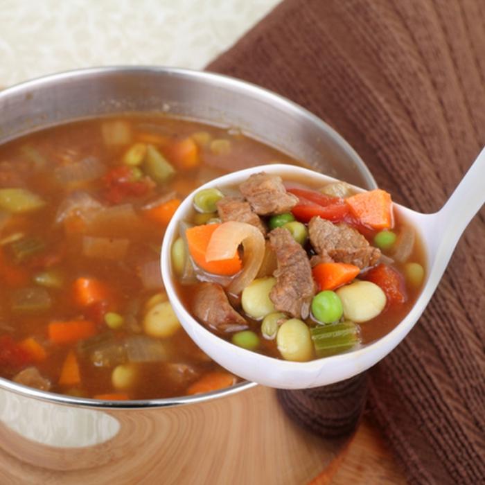Недільний суп із яловичини